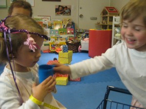 "Choosing a Toddler Group Program: 5 Reasons Your Child's Toddler Group Program Should Include Opportunities for ""Make Believe"" Play"