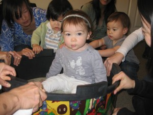 """Taking Turns"" in our Toddler Group Program"