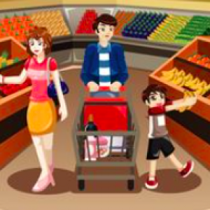 Ten Ways to Promote School Readiness While Shopping with Your Child at the Supermarket