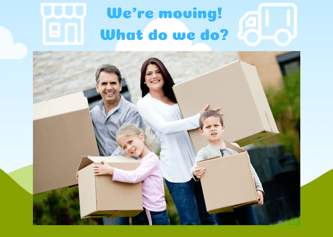 """Help! We're moving!"": Tips on Preparing Your Child for the Move (Part I)"