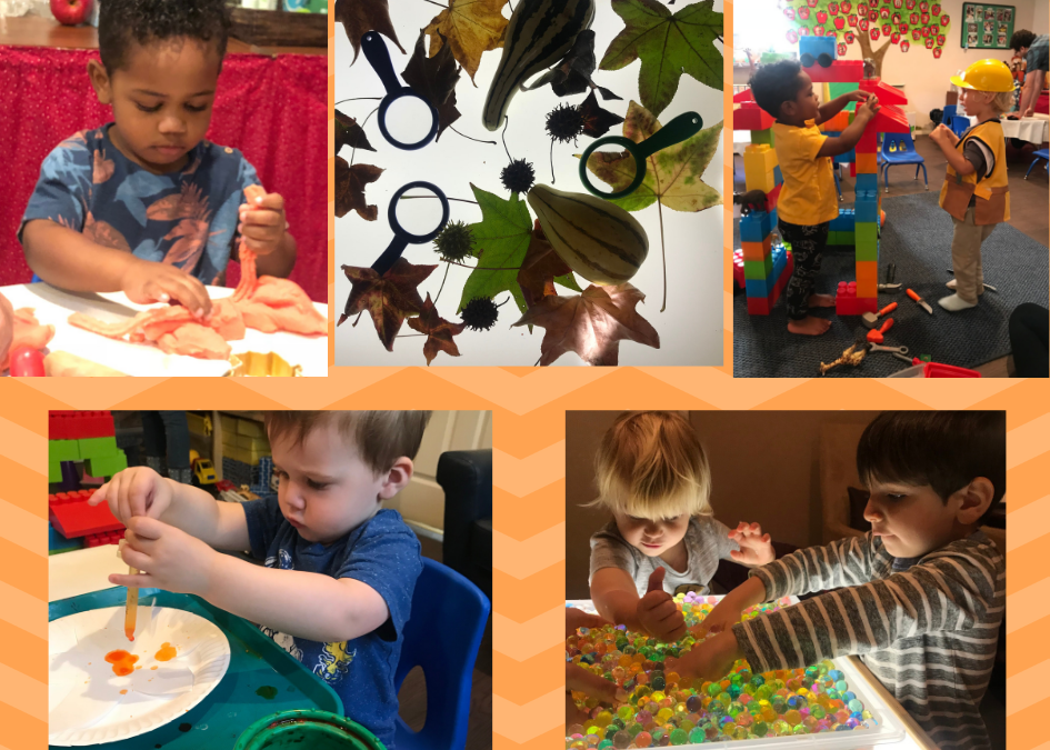 Fall Preschool Prep 2018: Fall Fun!