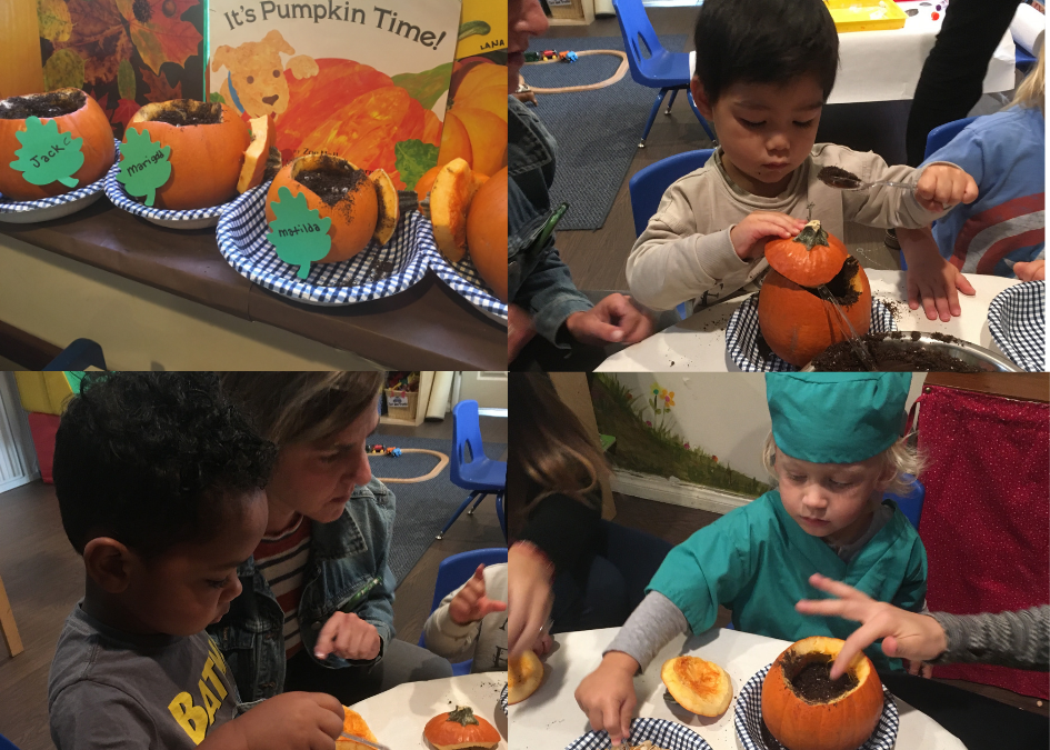 Fall Preschool Prep 2018: It's Pumpkin Time!