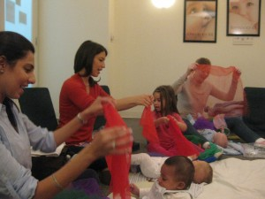 Playing With Your Baby While Promoting Development