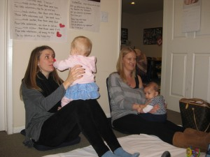 Playing With your Baby & Promoting Development at 5 Months