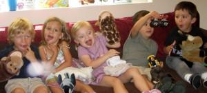 Toddler Group Graduation