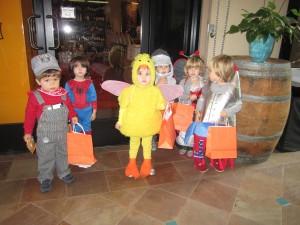 ECDA Halloween Party!