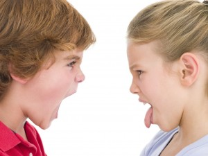Siblings Without Rivalry; How to handle the fighting