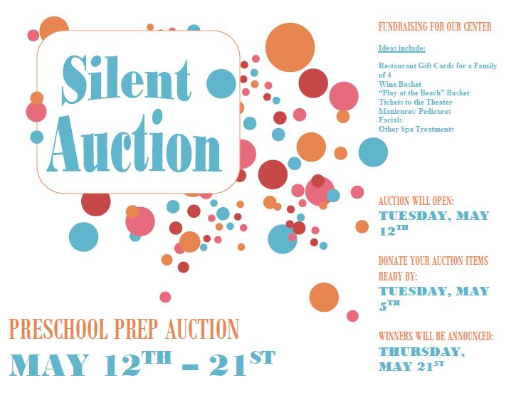 Preschool Prep Auction