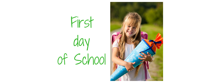 Tips: First Day of Preschool