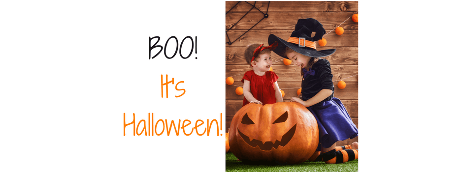 Halloween with your toddler