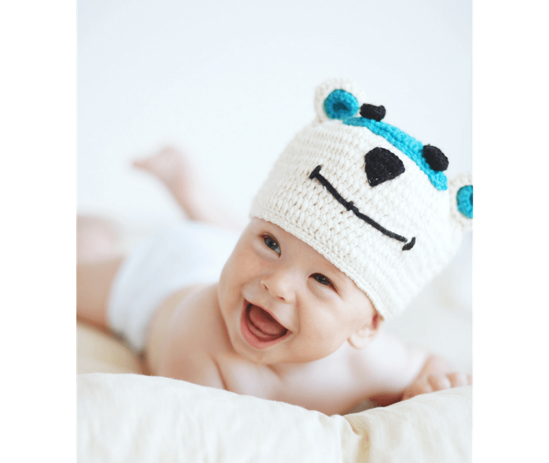 10 Reasons for your Baby to do Tummy Time