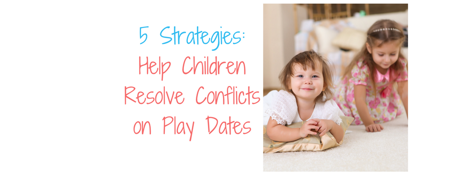 Facilitaded Play Dates