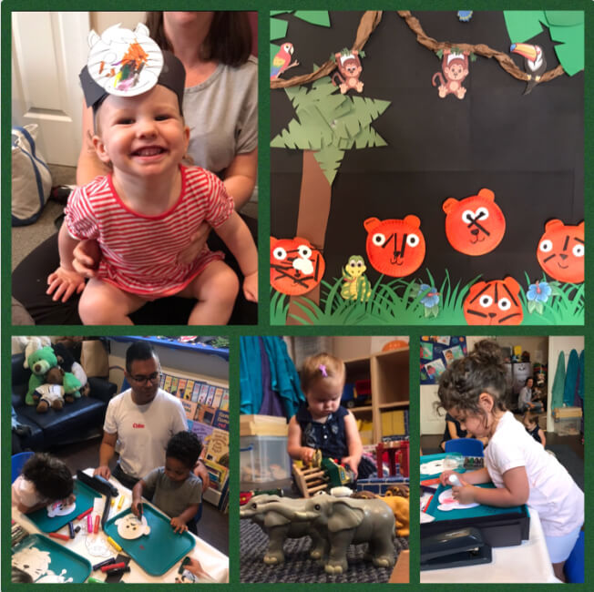 Summer Preschool Prep 2018: Week 2 Put Me in the Zoo