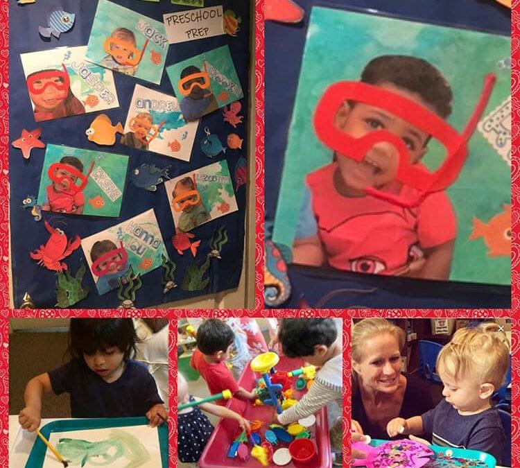 Summer Preschool Prep 2018: Week 1 Under the Sea