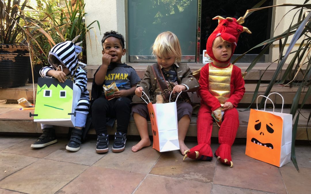 Preschool Prep 2018: Fall Family Fun and…Halloween!