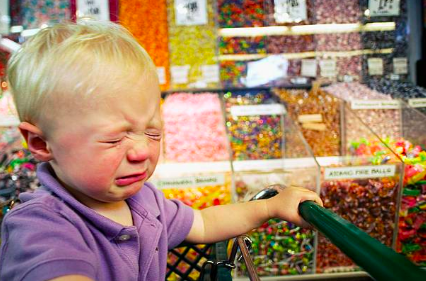 Are You Overestimating Your Toddlers Ability for Self Control?