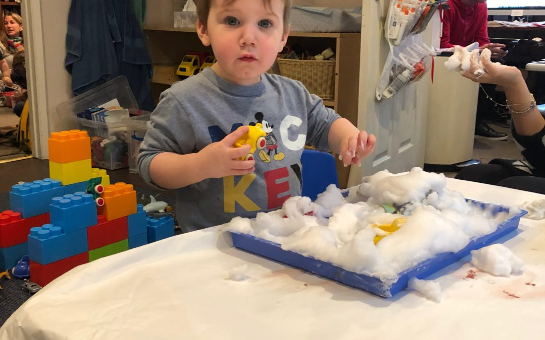 Preschool Prep 2019: Bears and Snow!