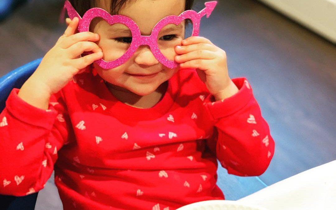 Preschool Prep 2019: Caring, Sharing, Hearts, and Families!