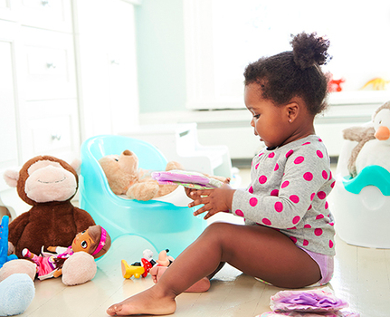 Potty Training – Part IV – Independent Toileting & Accidents