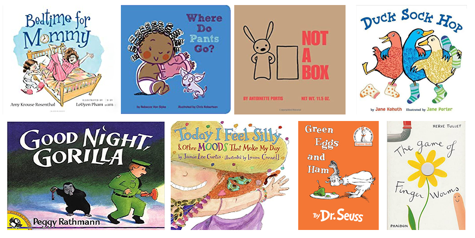 Our Book Recommendations – Silly Books