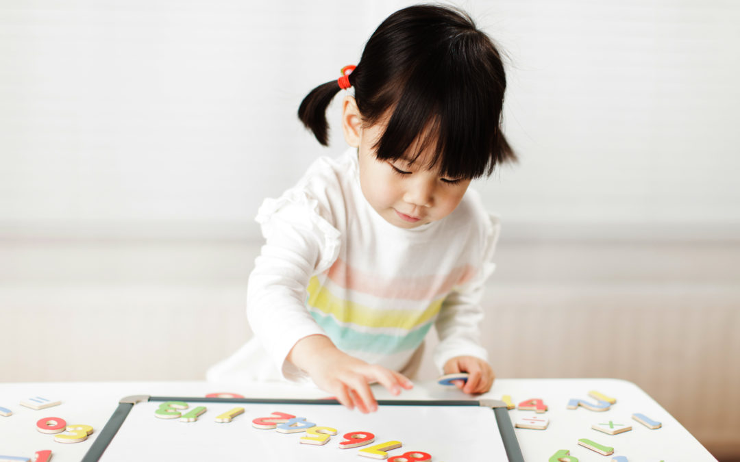 Tips on Helping Your Toddler Develop Early Math Skills